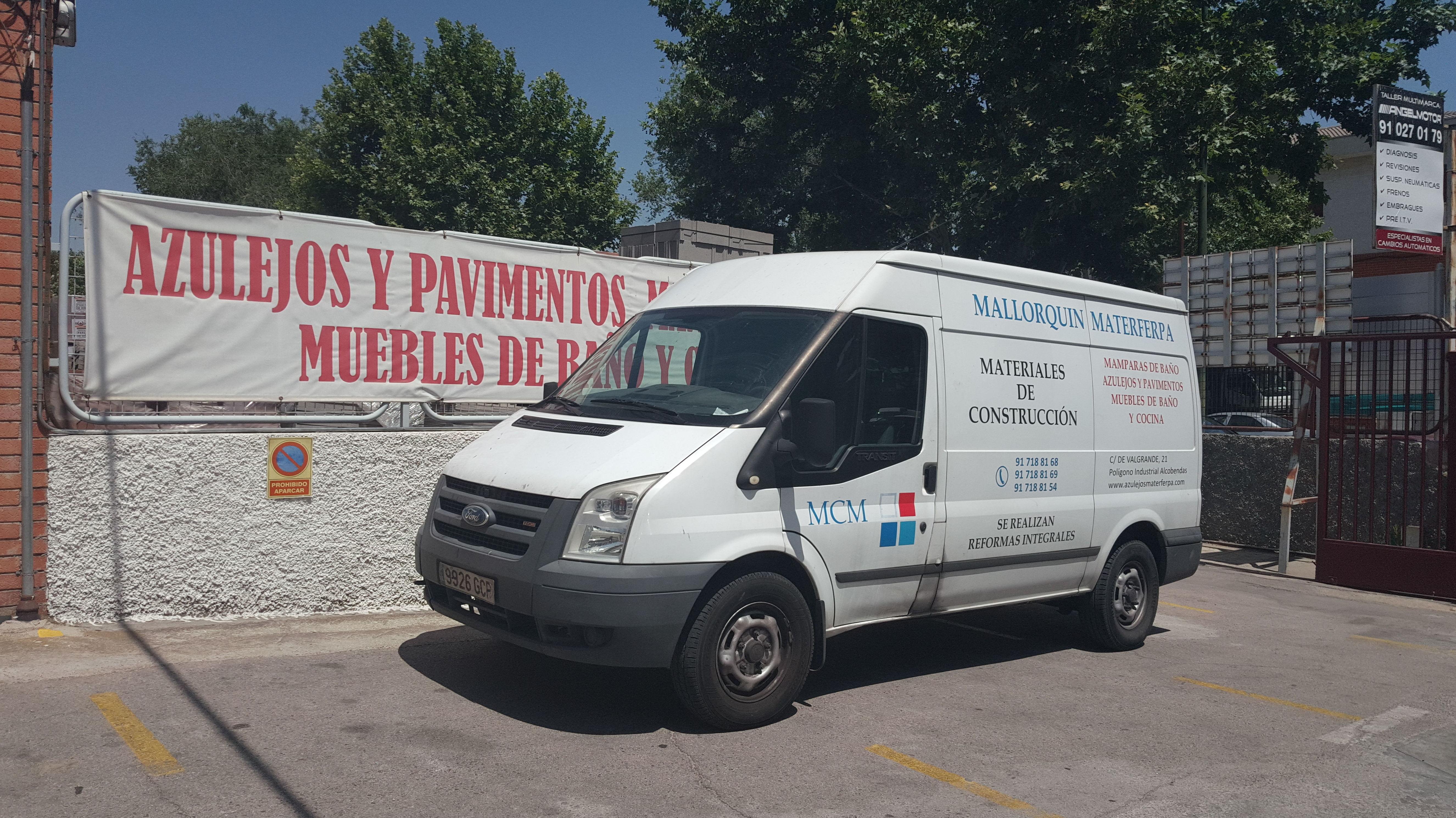 Foto 10 de Azulejos, pavimentos y baldosas cerámicas en Alcobendas | Materferpa