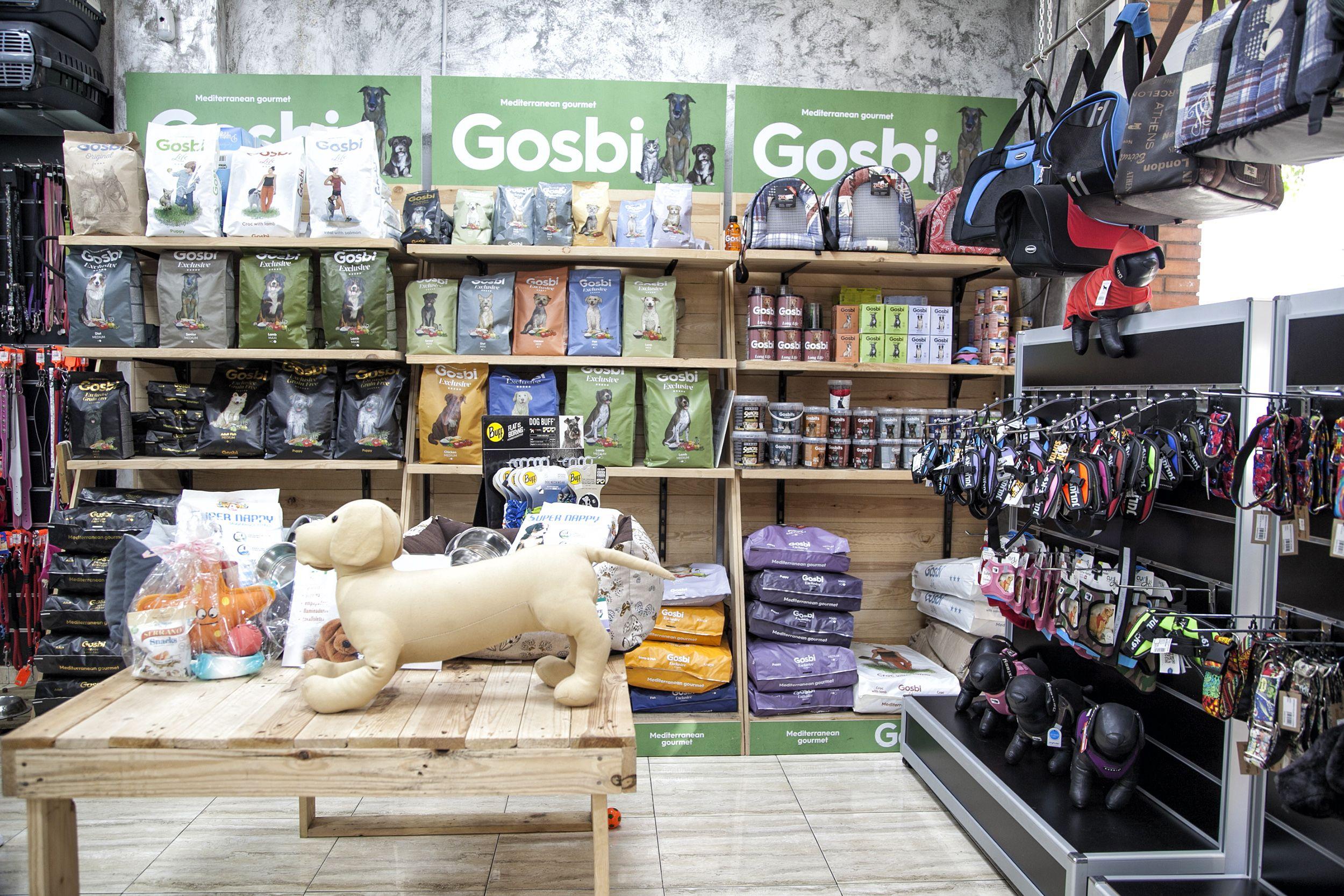 Complementos para mascotas en Santa Coloma de Gramenet