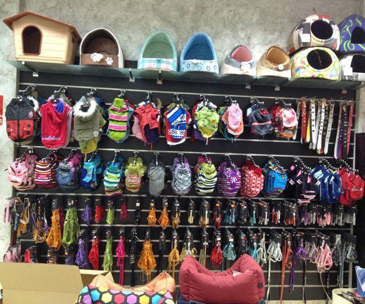 Tienda de complementos para mascotas en Santa Coloma de Gramanet