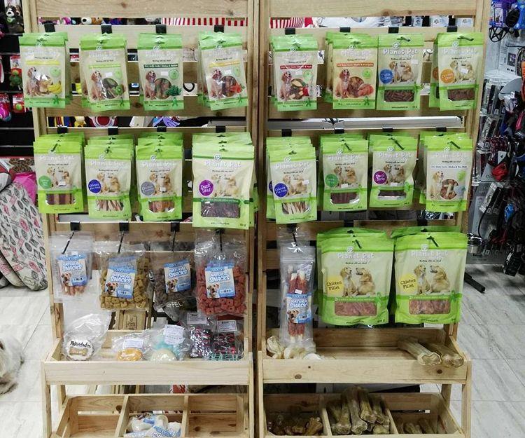 Venta de aperitivos para mascotas en Santa Coloma de Gramanet