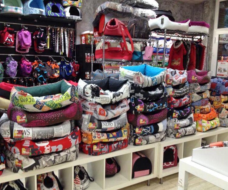 Accesorios, ropa y complementos para mascotas en Santa Coloma de Gramanet