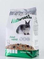 Naturaliss rabbit adult: Productos y servicios de Més Que Gossos