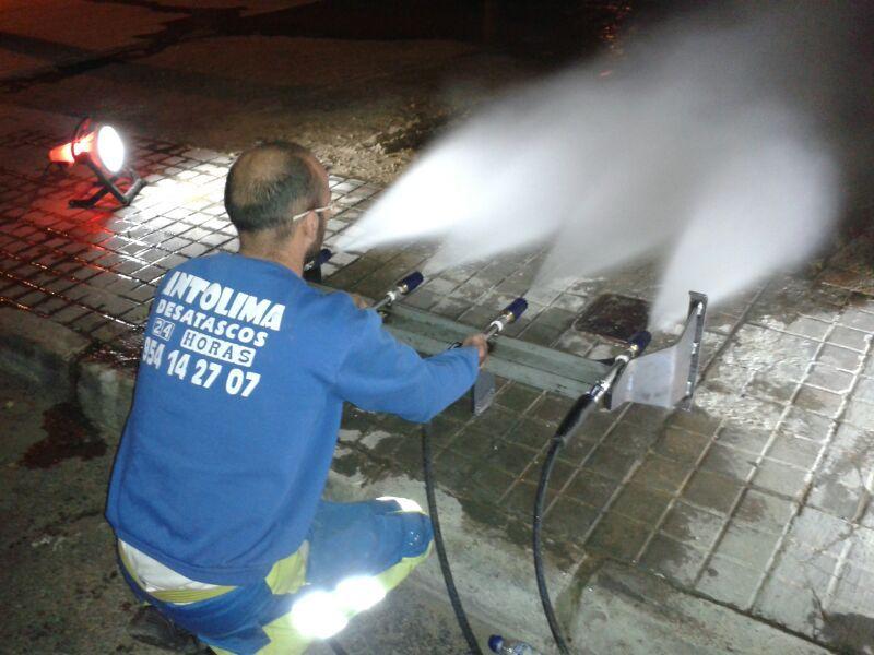 Foto 1 de Desatascos en Carmona | Desatascos Antolima