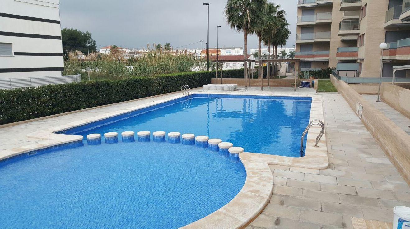 Limpieza de piscinas comunitarias Gandía