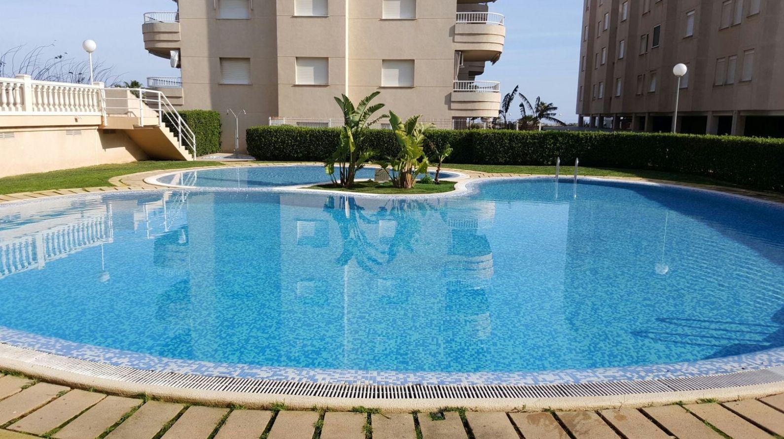 Conservación de jardines y piscinas