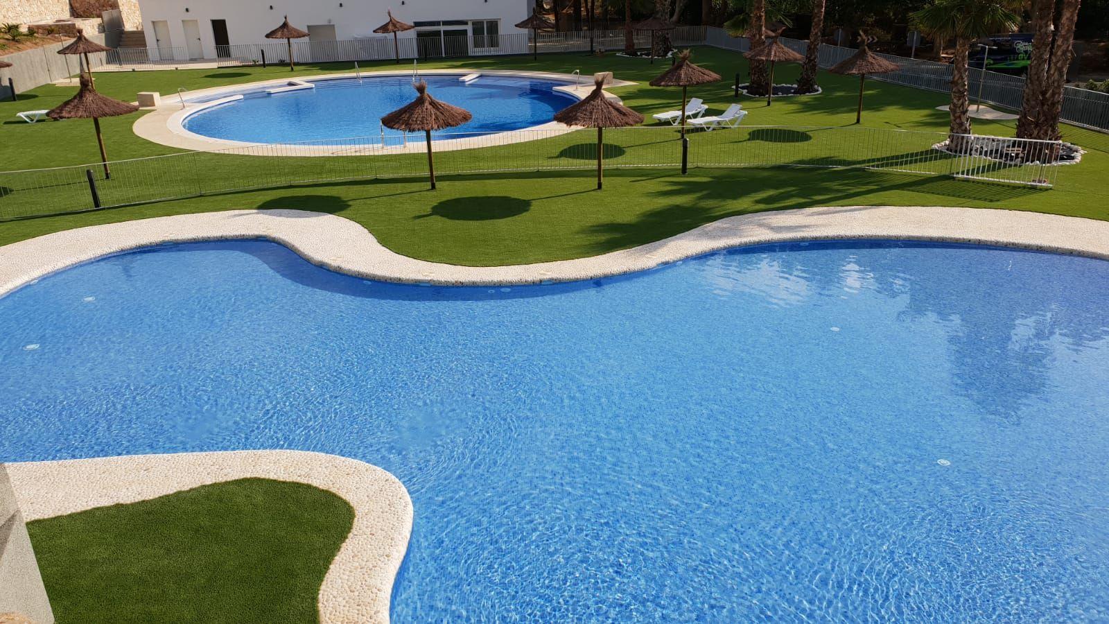 Limpieza de piscinas en Gandía
