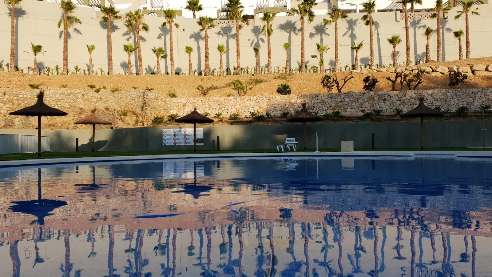 Empresa de limpieza de piscinas en Gandía