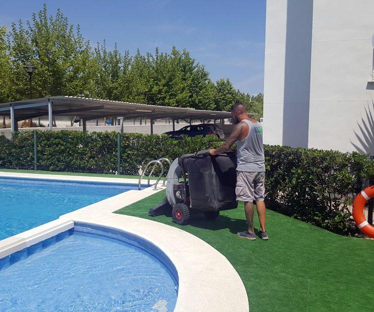 Mantenimiento de comunidades en Oliva, Valencia