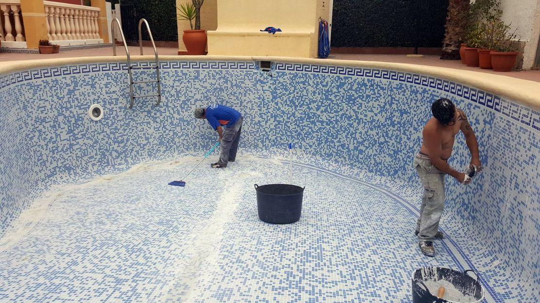 Mantenimiento de piscinas en Oliva, Valencia