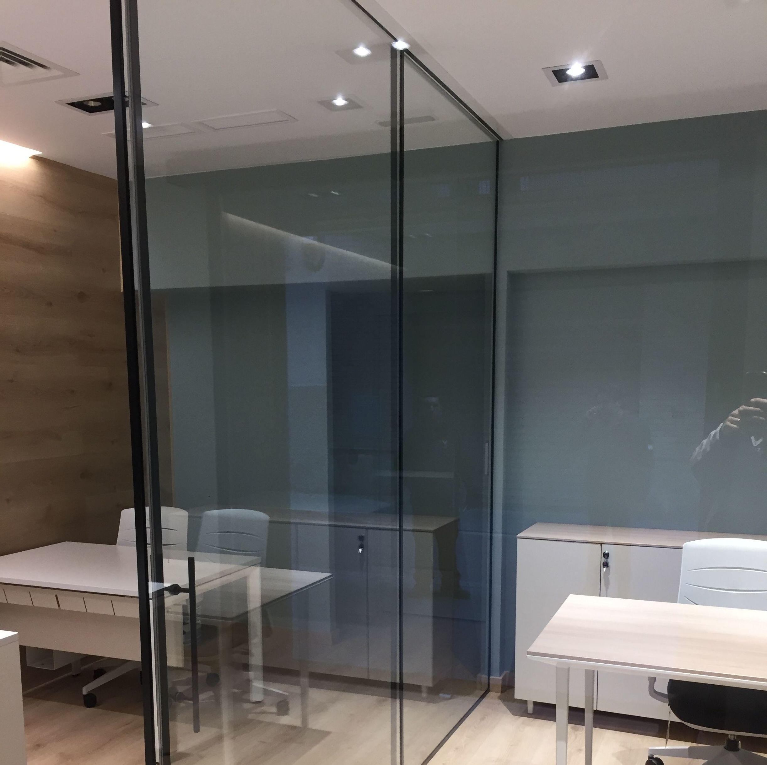Puertas correderas de cristal Villafranca del Penedés