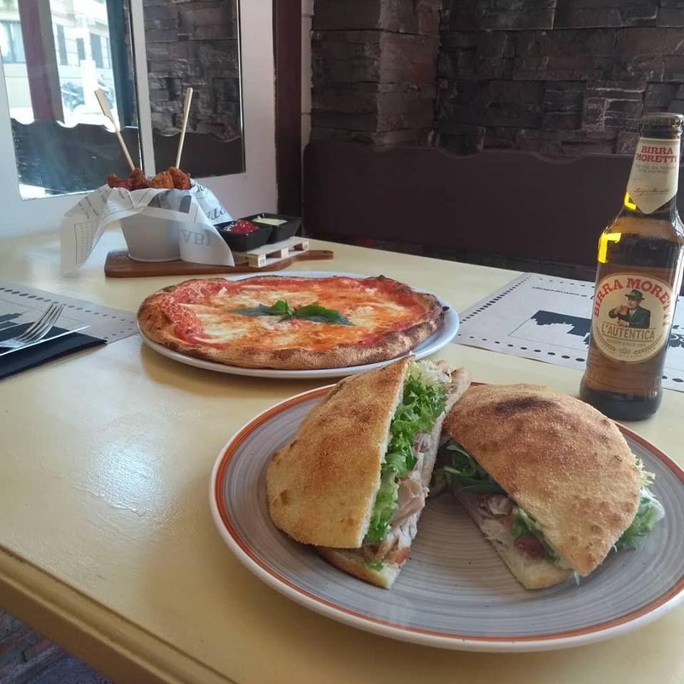 Restaurante pizzería Zaragoza