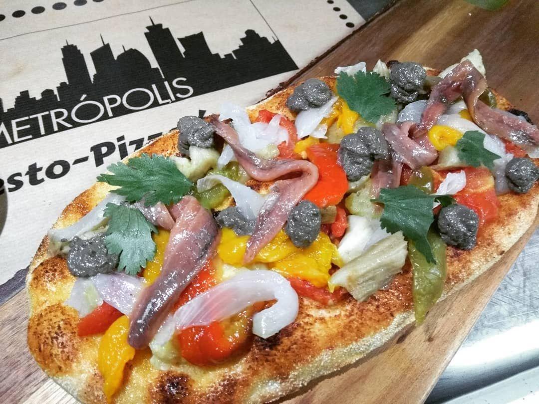 Comer pizzas Zaragoza