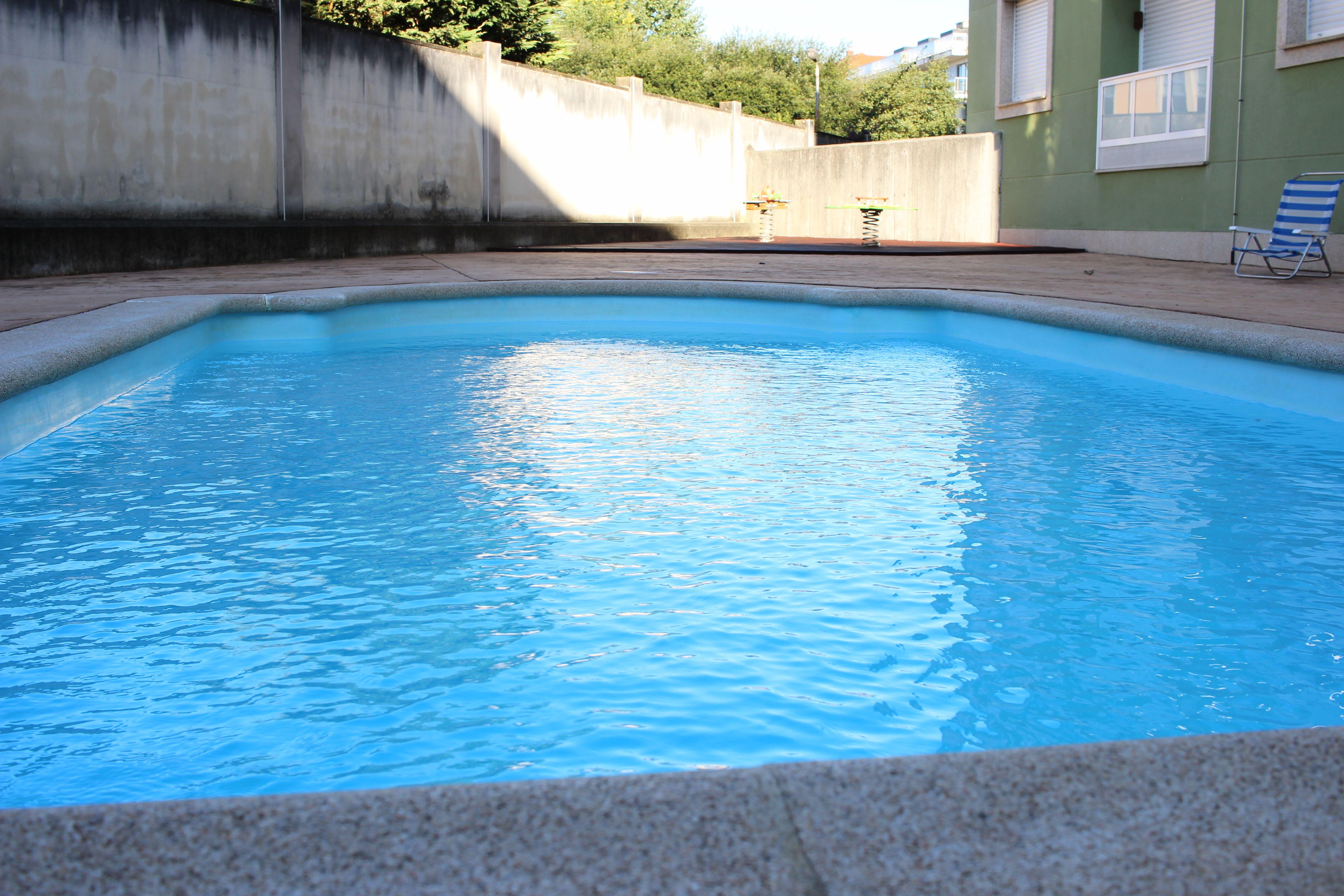 Mantenimiento de piscinas. Panda Jardín