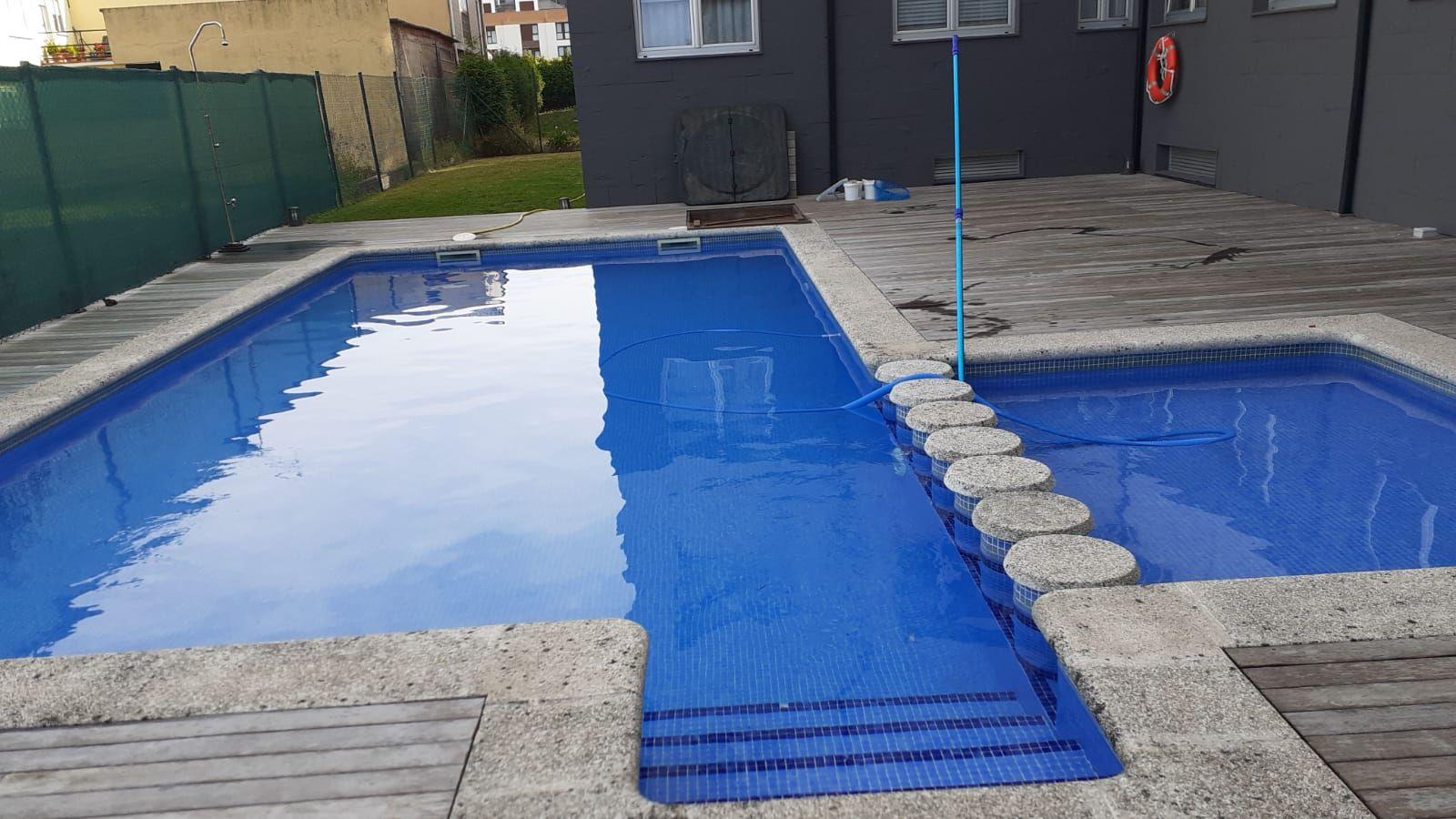 Expertos en mantenimiento de piscinas