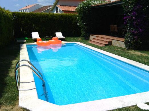 Instalación y mantenimiento de piscinas A Coruña| Panda Jardín