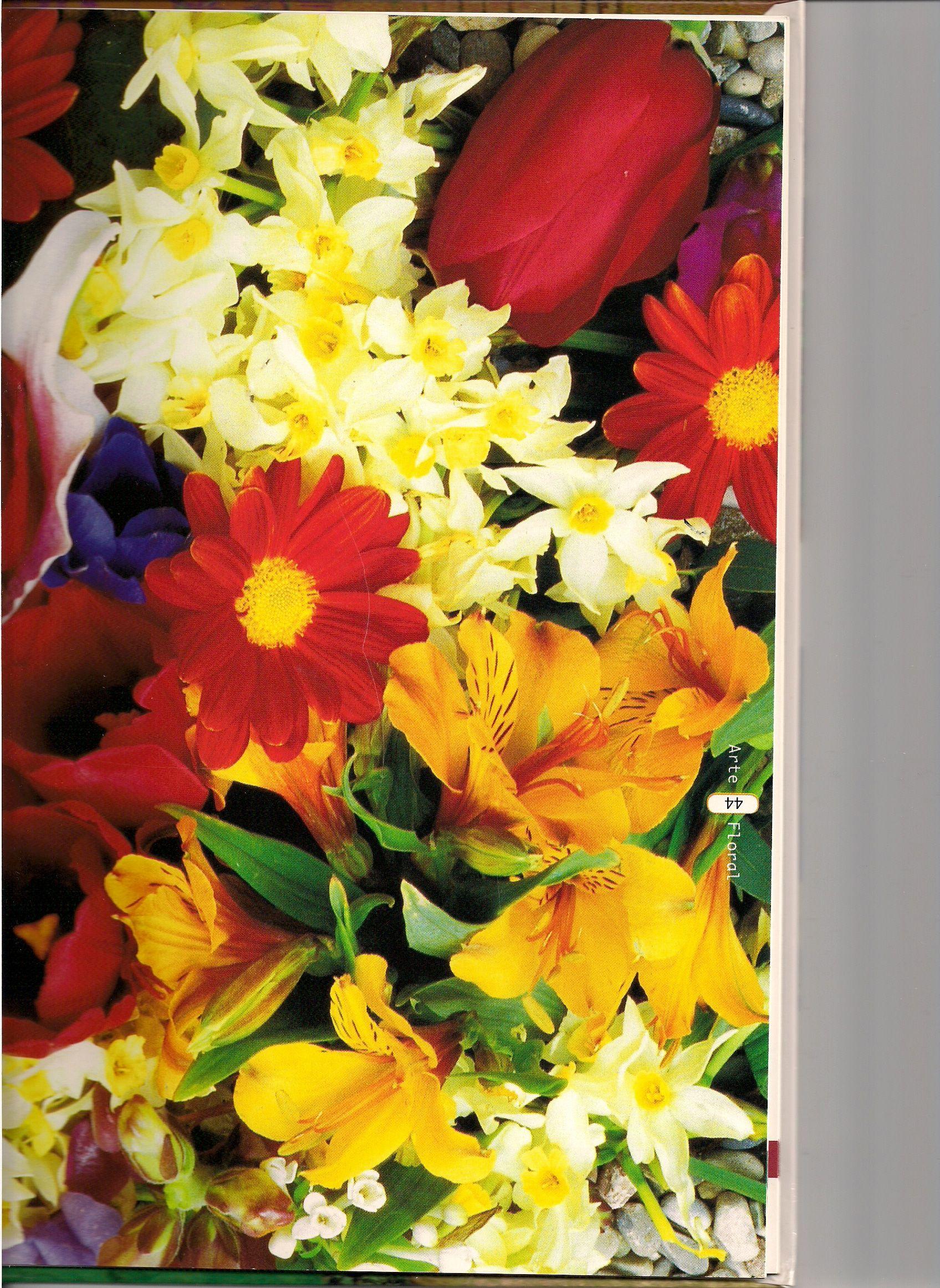 Especialistas en arte floral