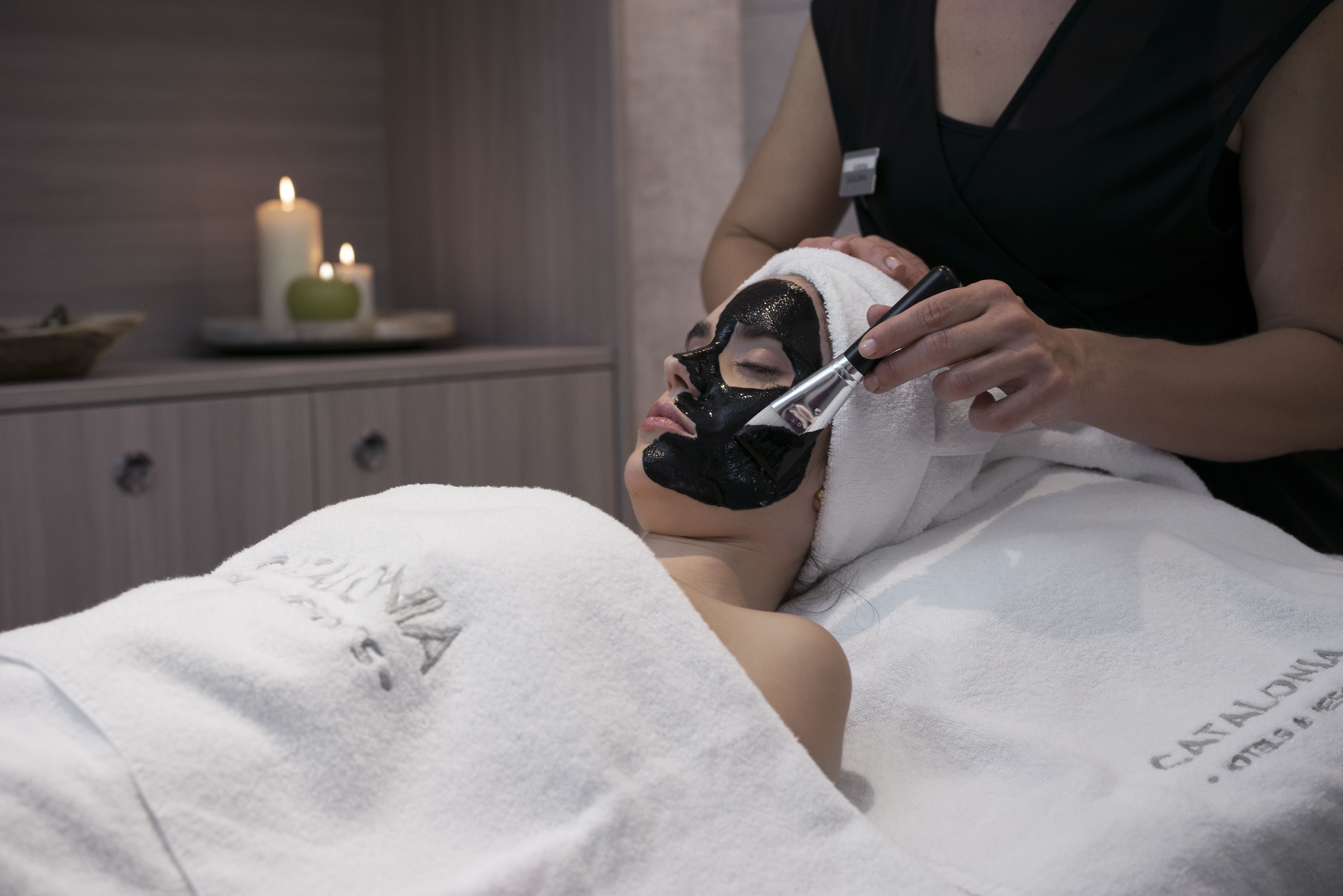 Facial and body treatments in Málaga