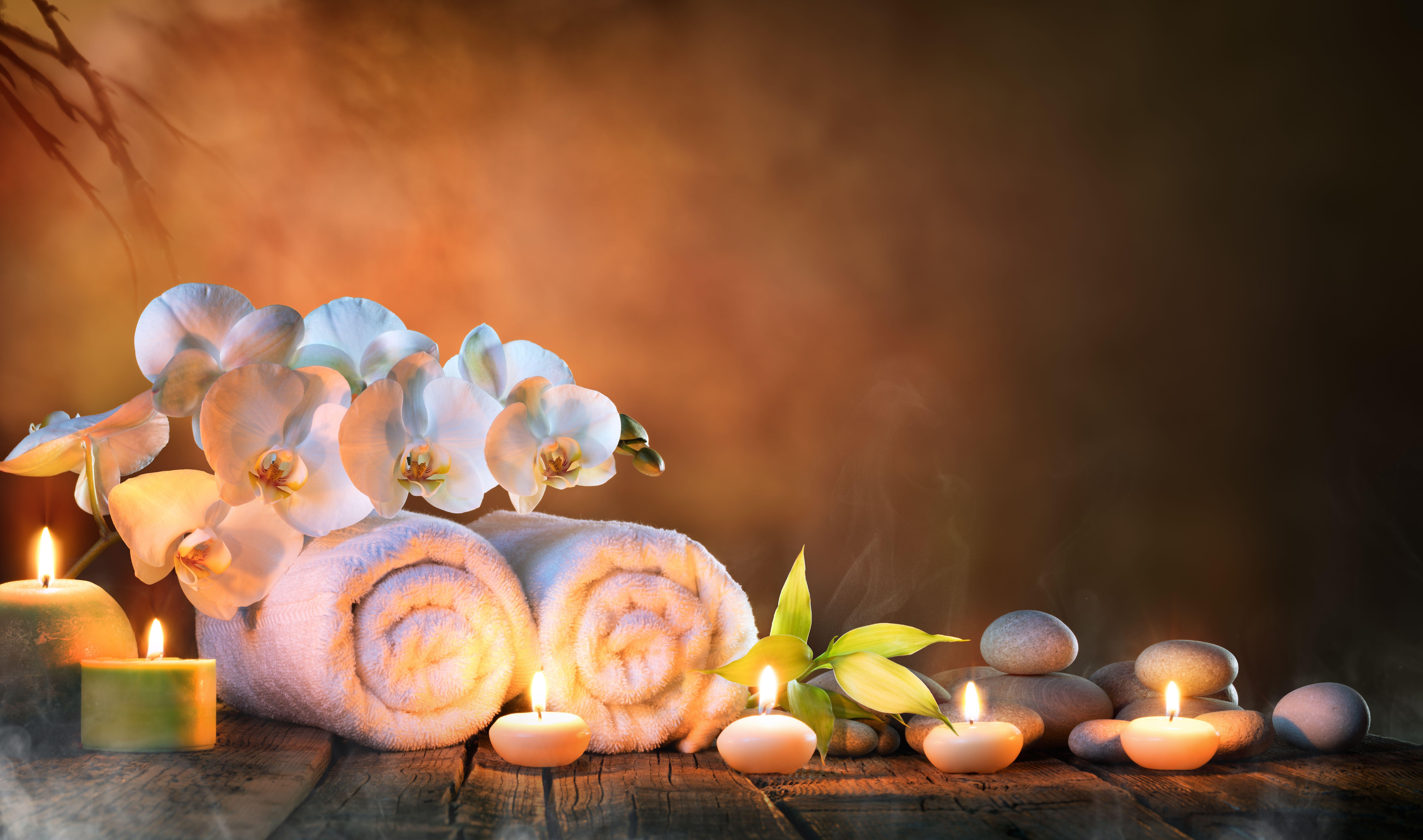 Exfoliación de sal y flores: Spa Tratamientos de Alegría Spa. Hotel Catalonia Reina Victoria****