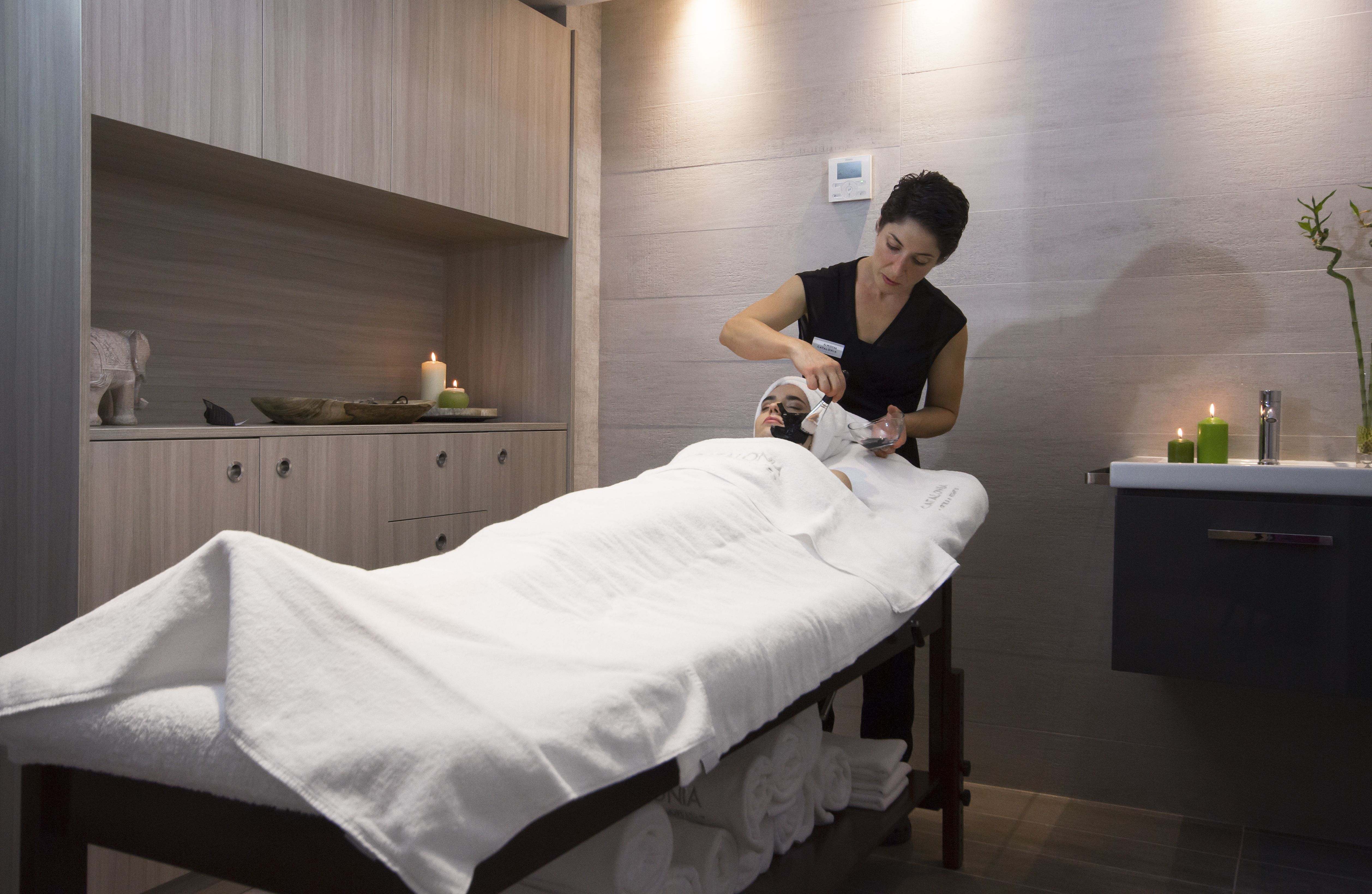 Facial and body treatments in Málaga