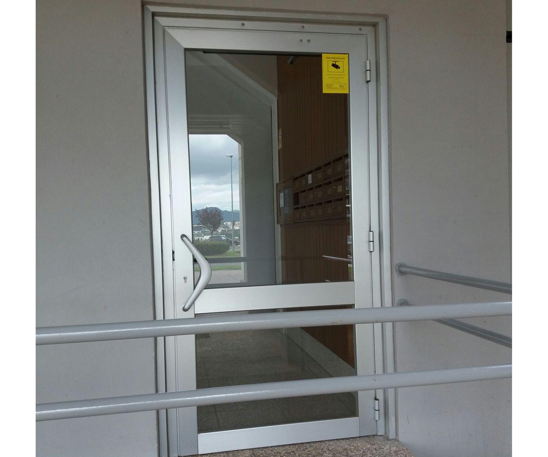 Puertas de aluminio en Navarra