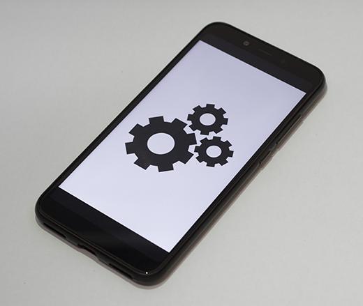 Configuración de móviles