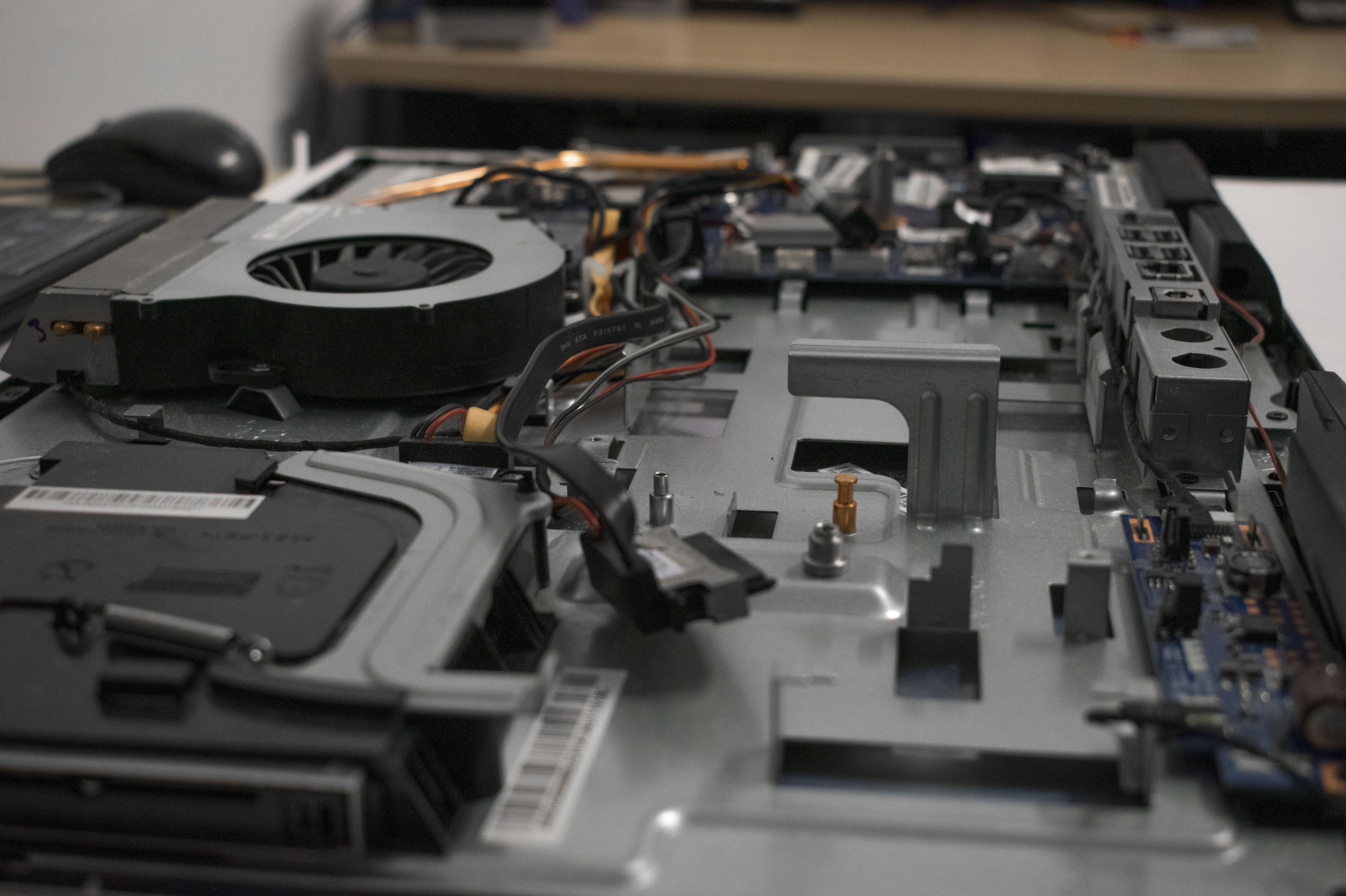 Reparación Ordenadores Sobremesa y Portátiles de Informática Ecoservei