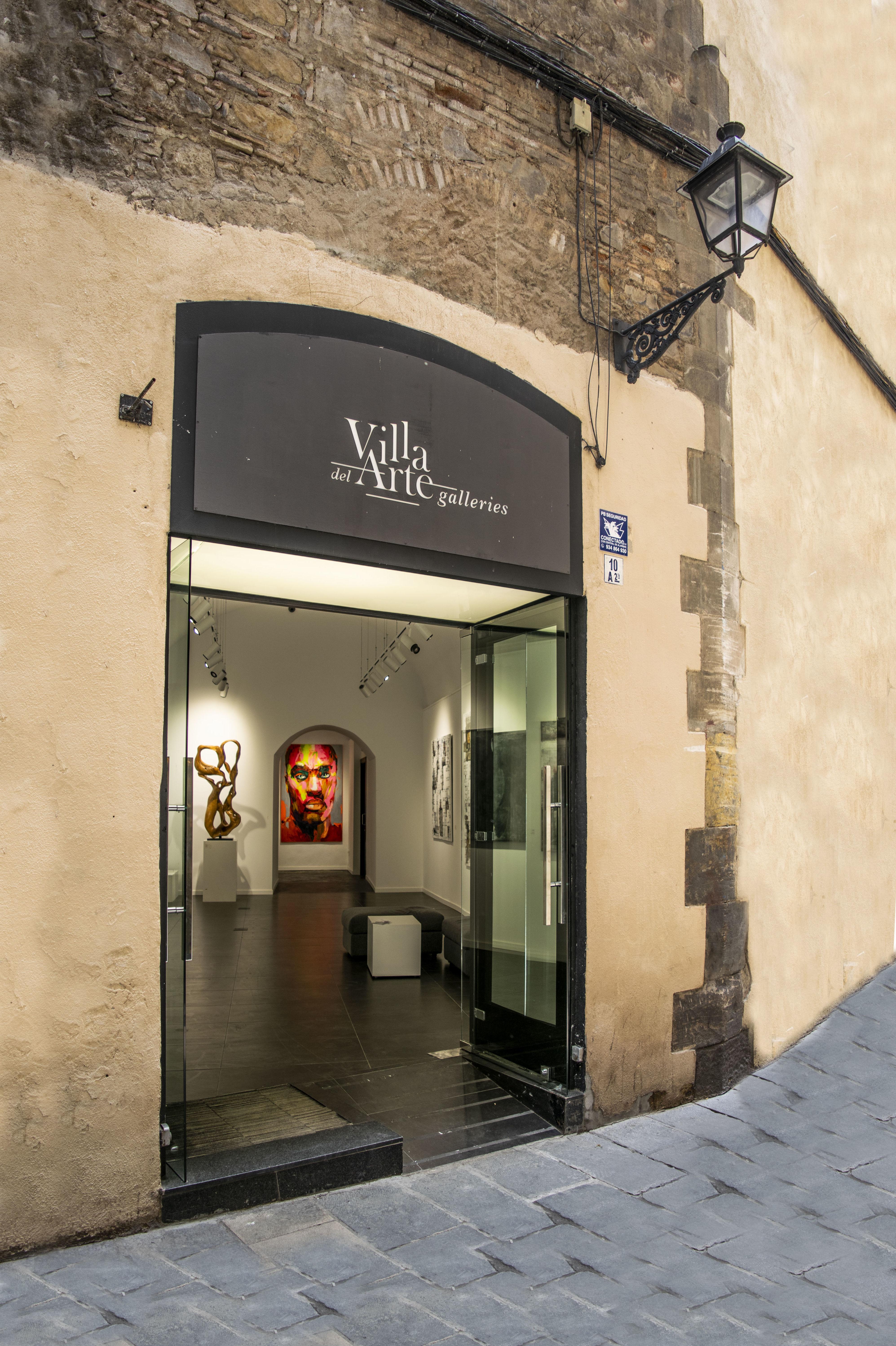 Espacio Villa del Arte | Galería de arte y sala de exposiciones en el gótico de Barcelona | Exterior