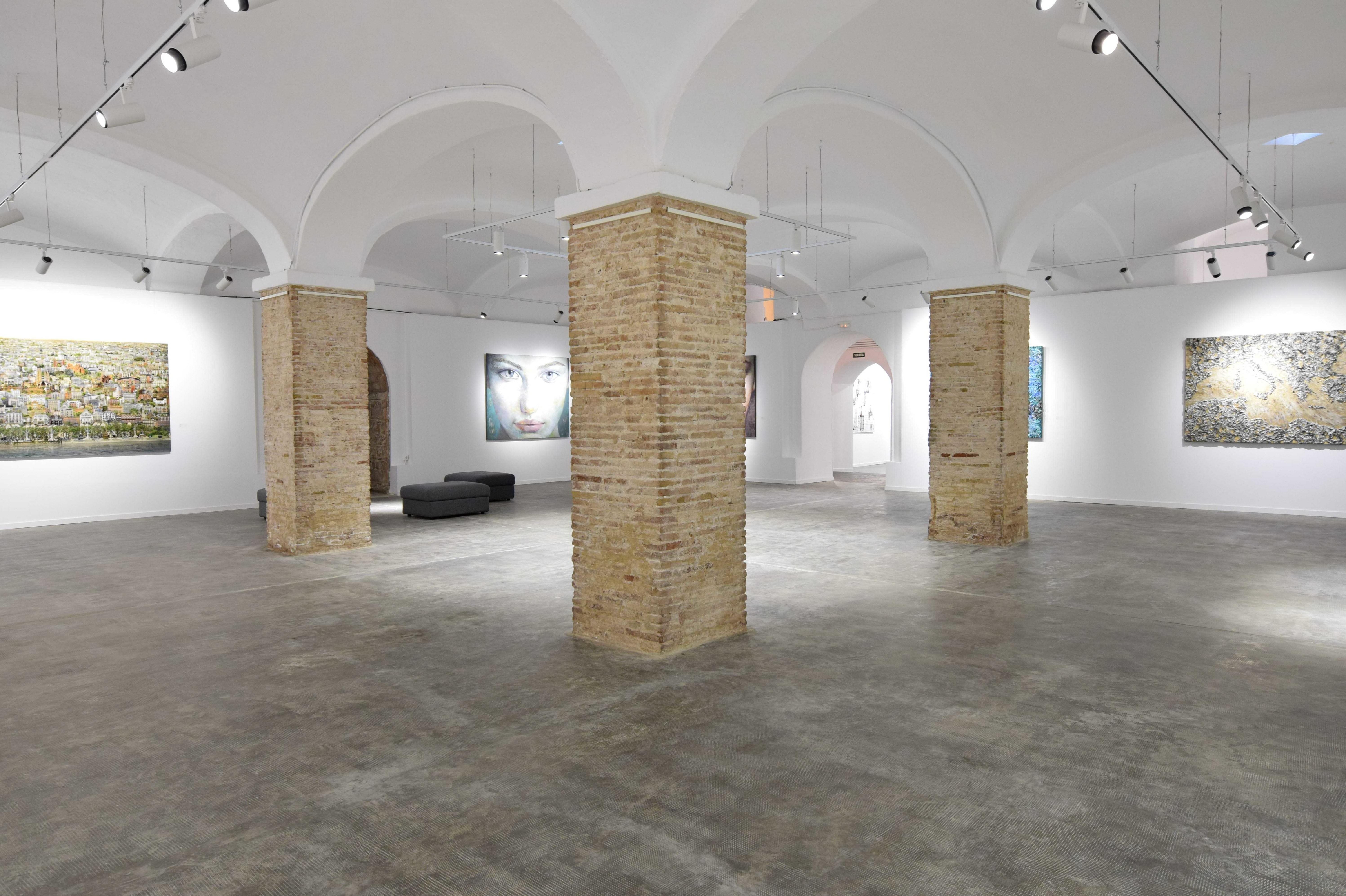 Espacio Villa del Arte | Galería de arte y sala de exposiciones en el gótico de Barcelona | Sala Principal