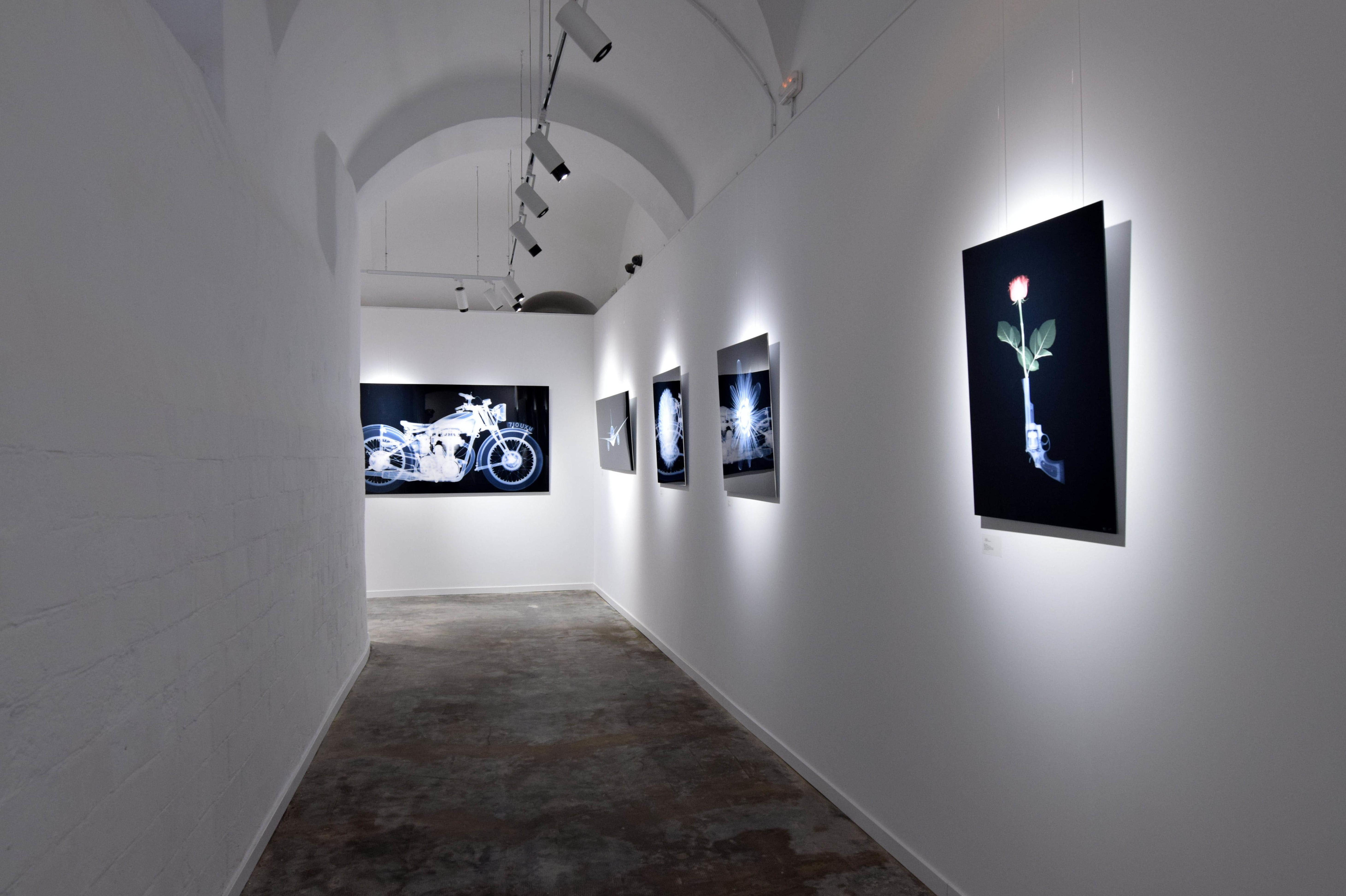 Espacio Villa del Arte | Galería de arte y sala de exposiciones en el gótico de Barcelona | Pasillo