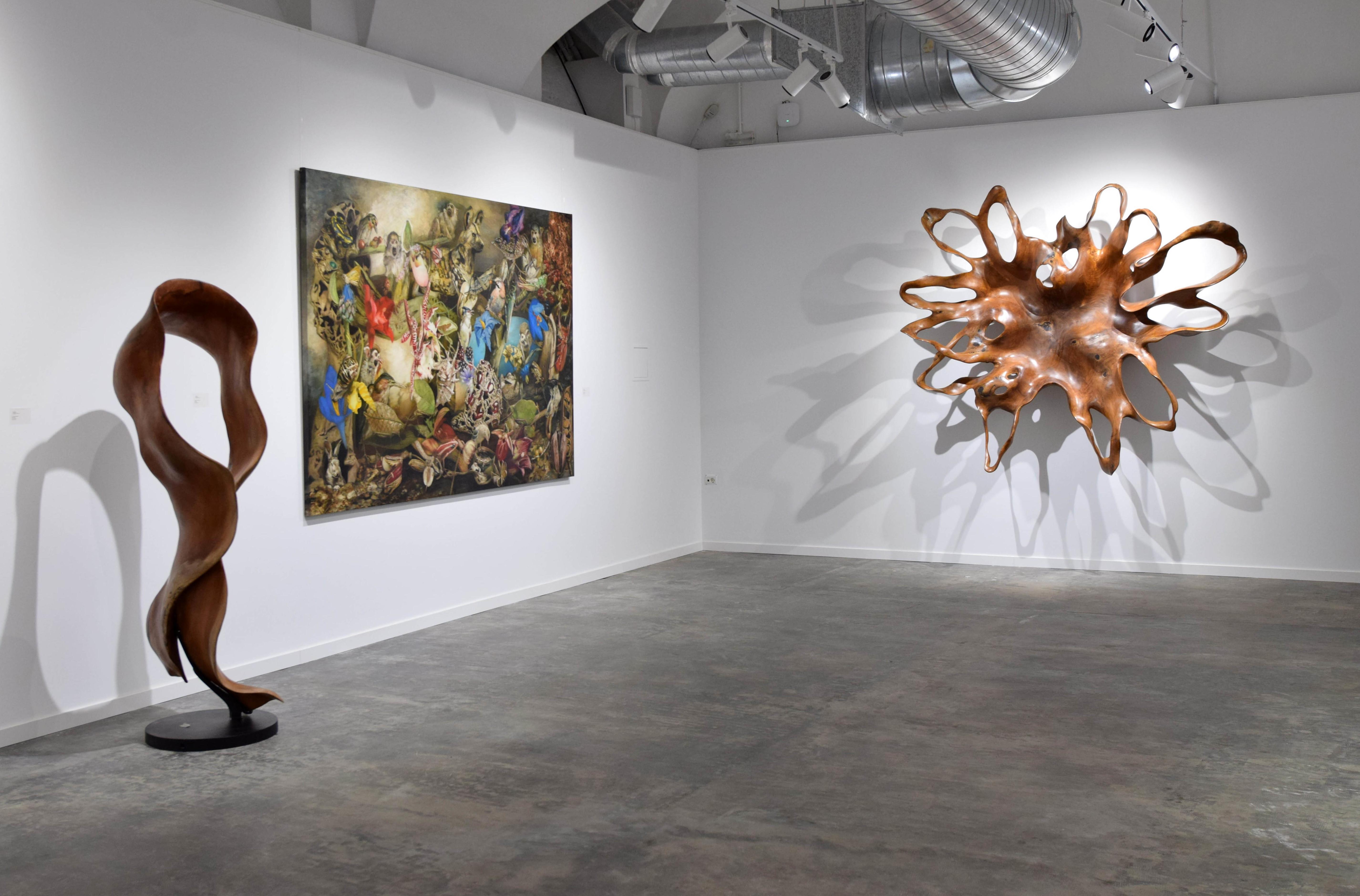 Espacio Villa del Arte   Galería de arte y sala de exposiciones en el gótico de Barcelona   Sala Corvengi