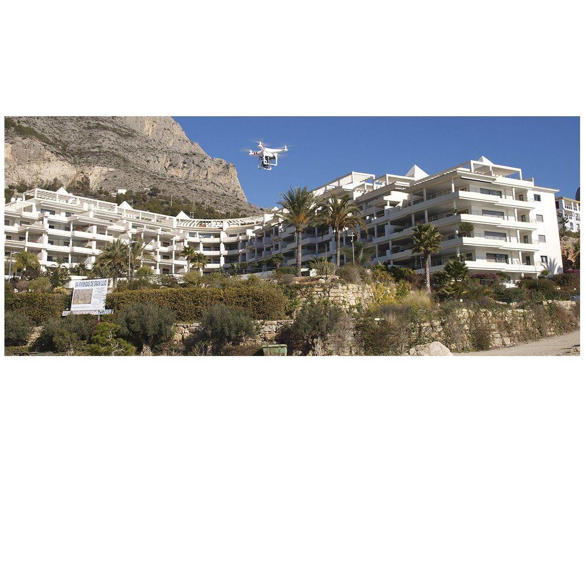 Sector inmobiliario: Fotografía aérea de Fly Droning