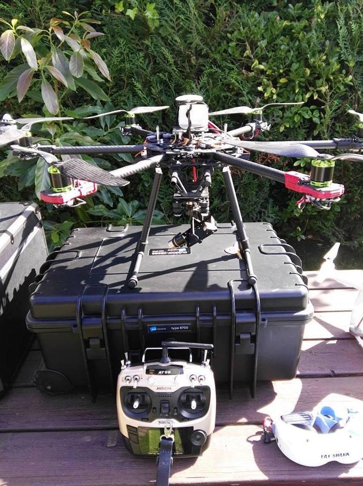 Drones Bilbao