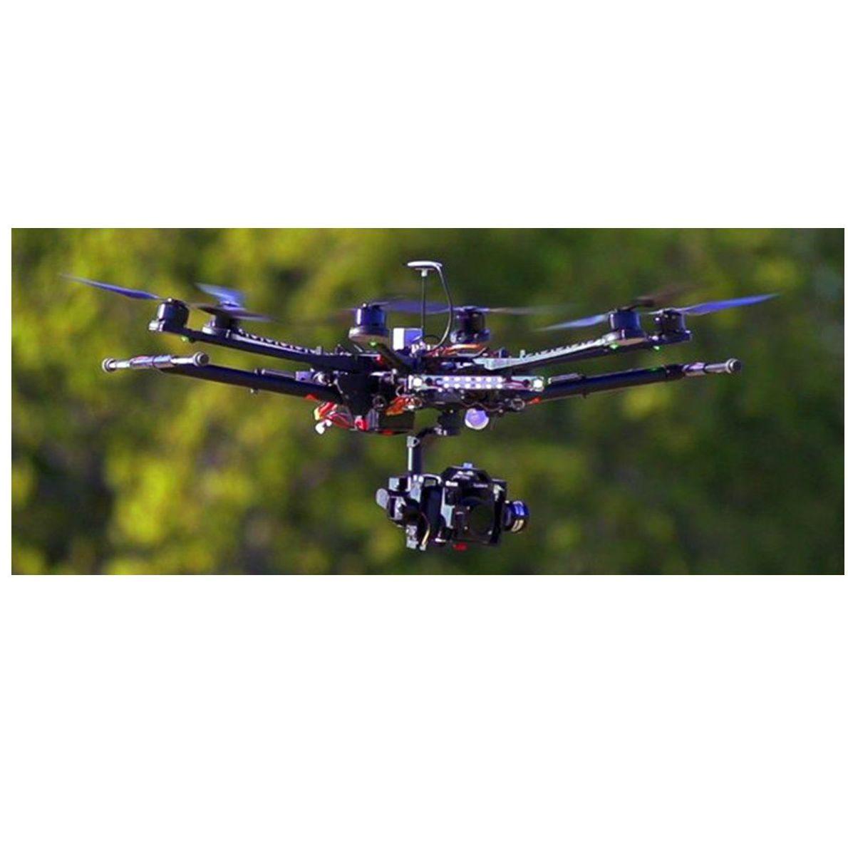 Confección de manuales de Operaciones y Seguridad: Fotografía aérea de Fly Droning