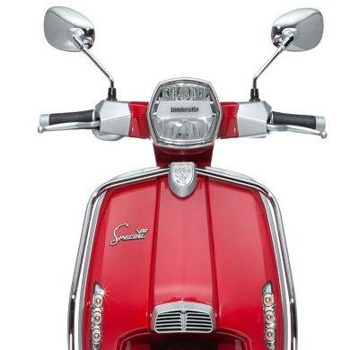 Motos Lambretta Donosti