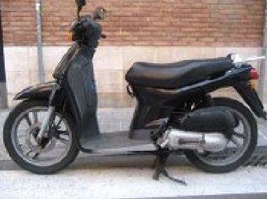 Venta de moto de segunda mano