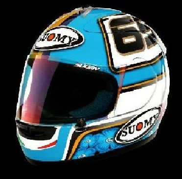 Casco Suomy Capirossi 2 : Productos de Boxes R Motos