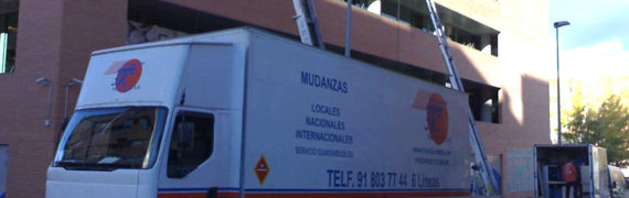Foto 4 de Mudanzas y guardamuebles en Tres Cantos   Mudanzas Tres Cantos, S.A