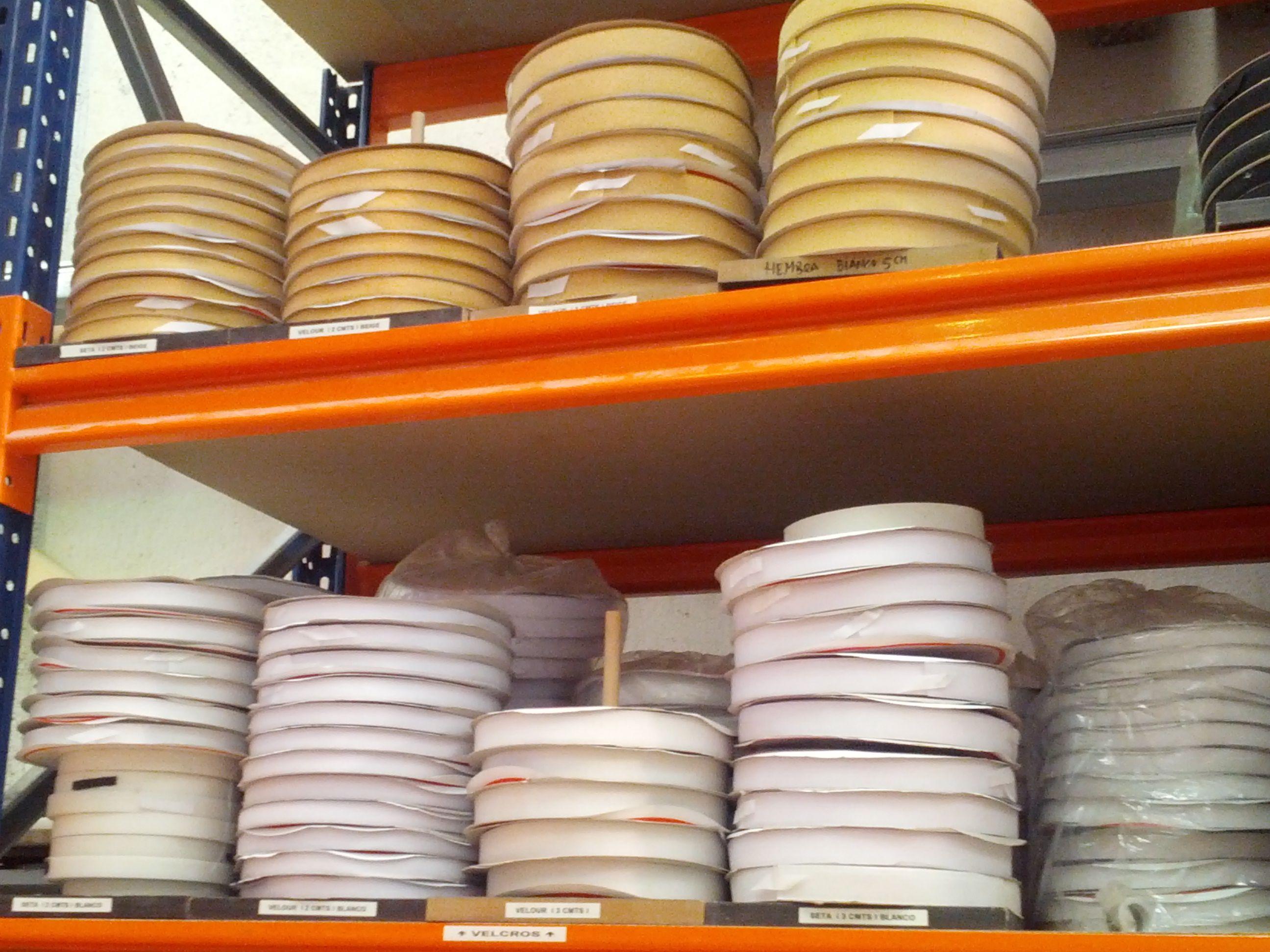 Velcro: Productos y Servicios de Comercial Humanes de Tapicería, S.L.
