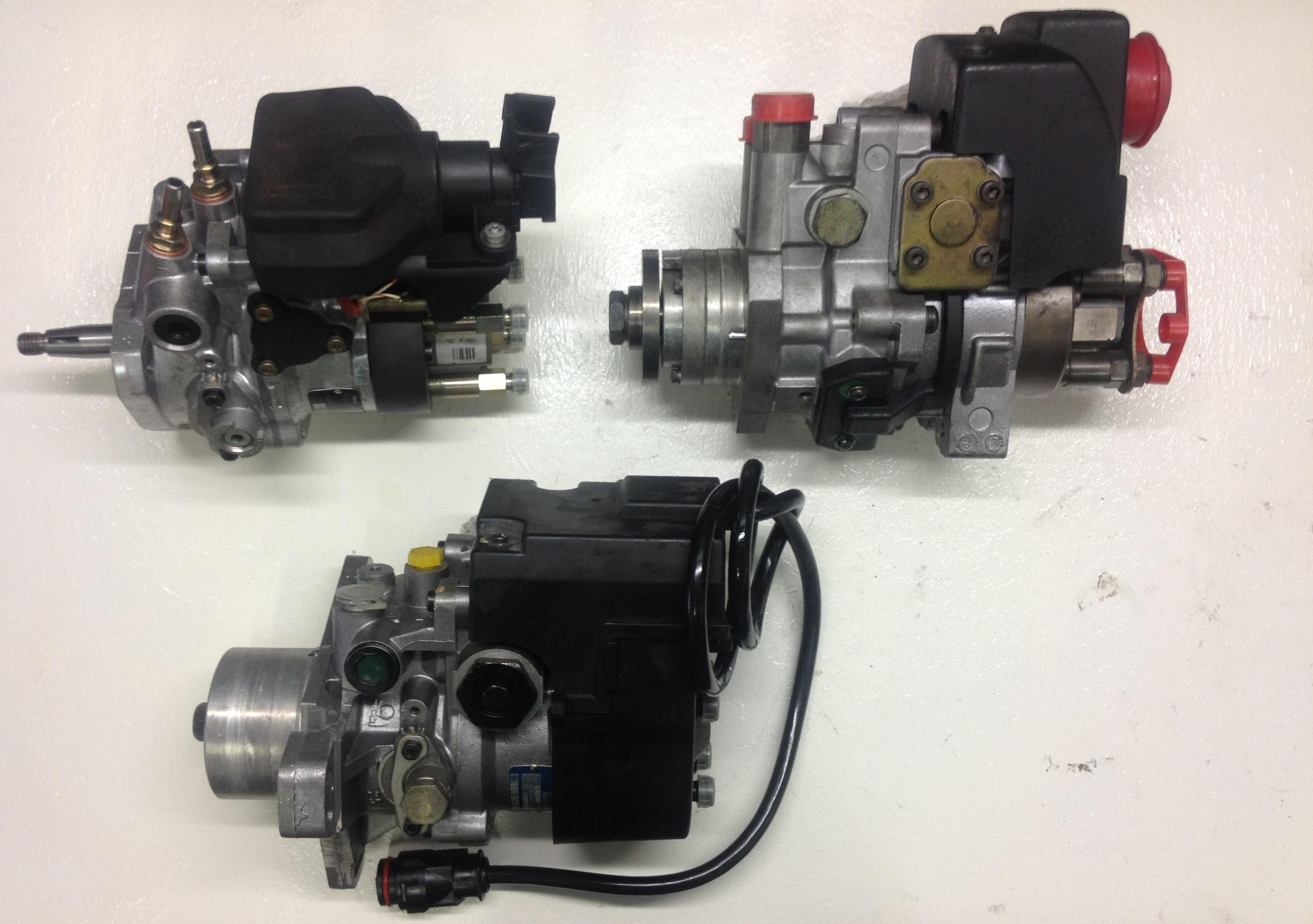 Foto 10 de Talleres de inyección electrónica en Zaragoza | Diesel Mainar