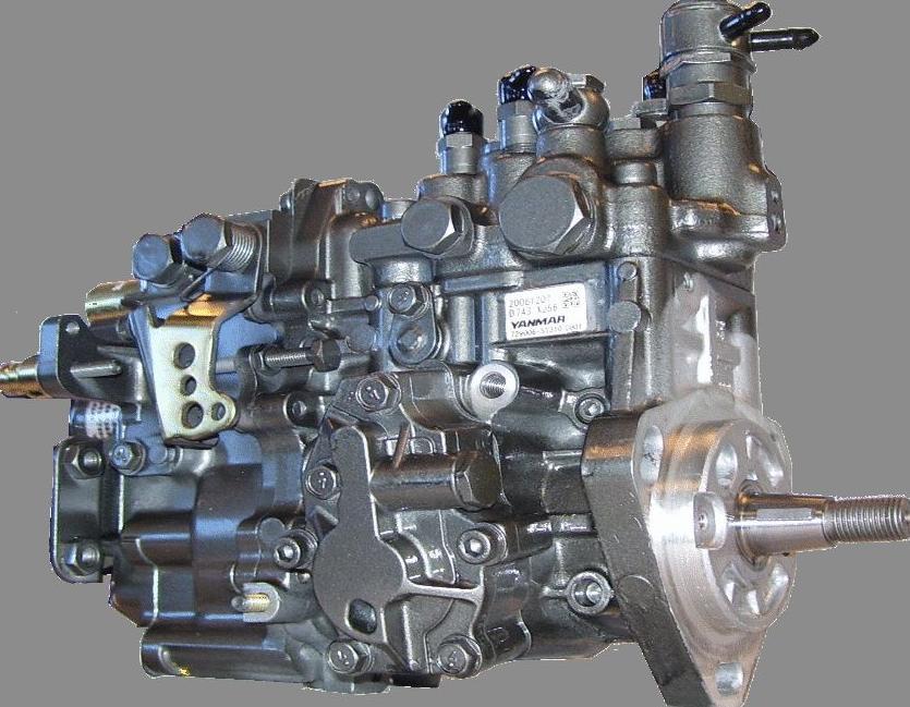 Bombas de inyección diesel: Servicios de Diesel Mainar