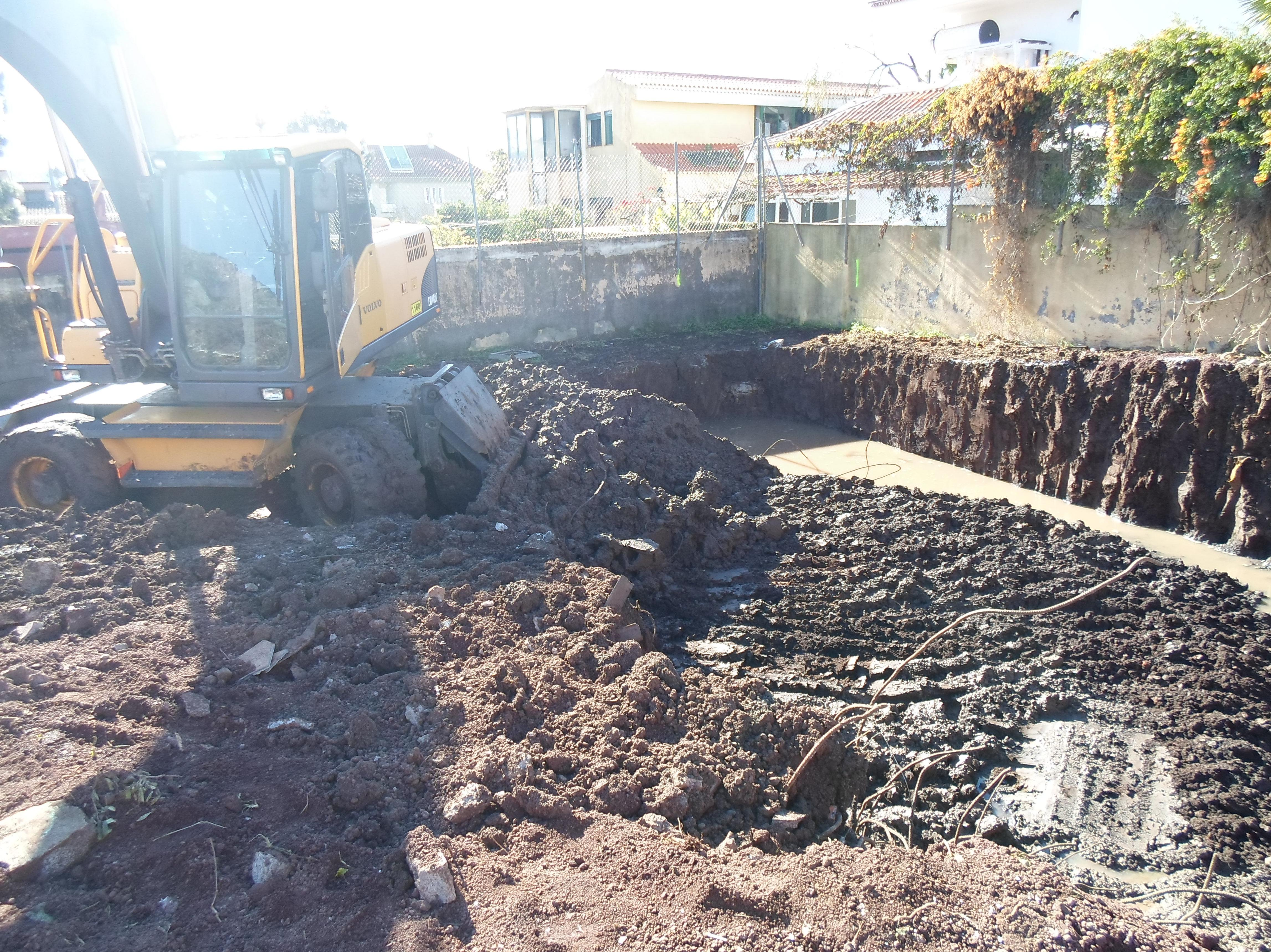 Excavaciones tenerife