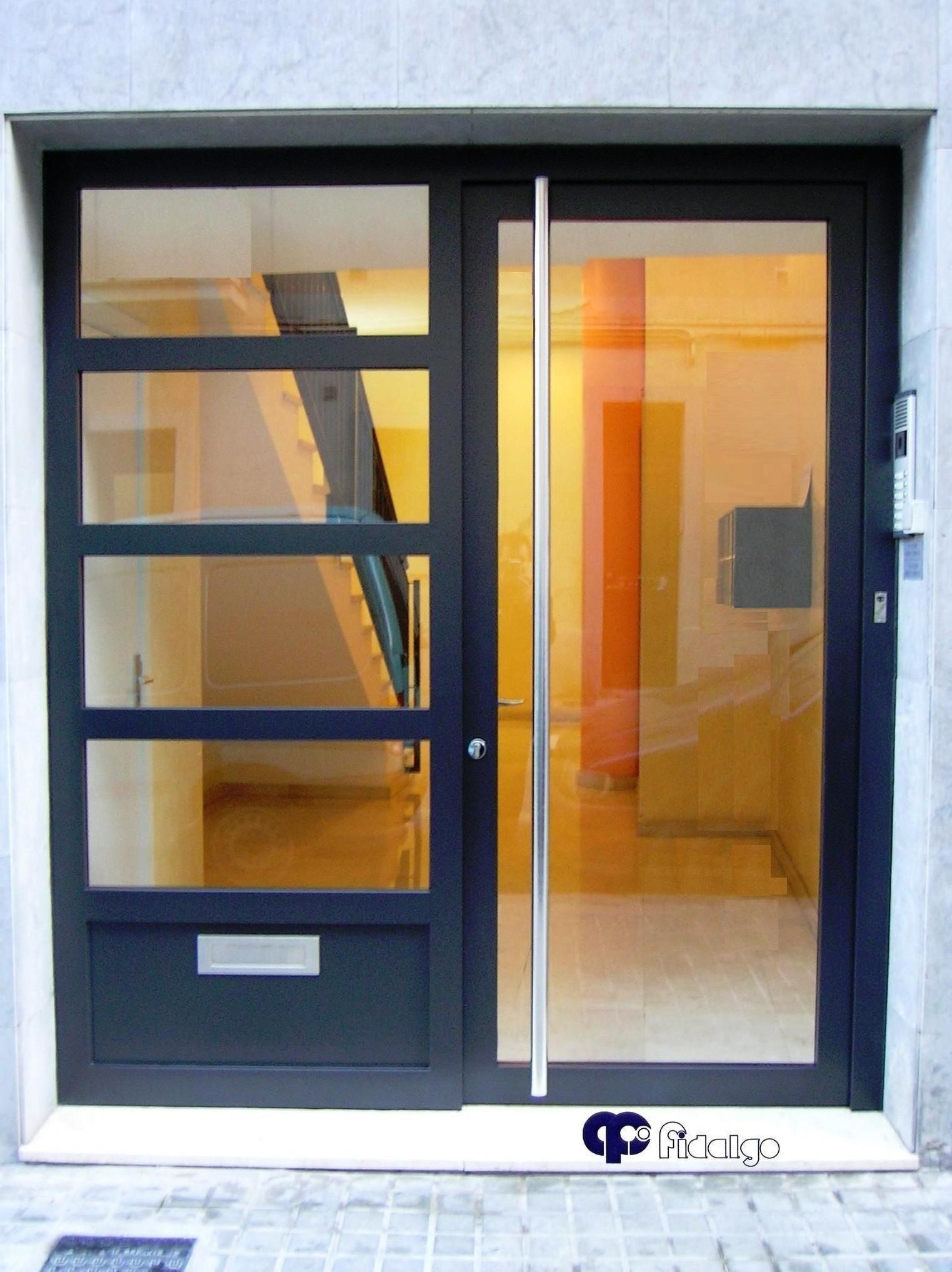 Puertas para metalicos finest puertas para vallados - Armarios metalicos para exterior ...