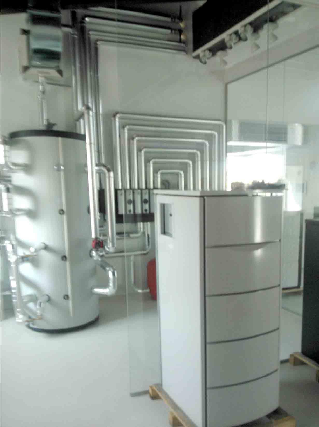 Instalación caldera RAVELLI 2