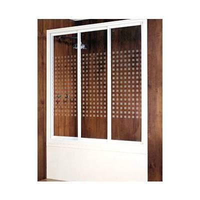 Mamparas de Baño: Catálogo de Carpintería de Aluminio y PVC Alcaman