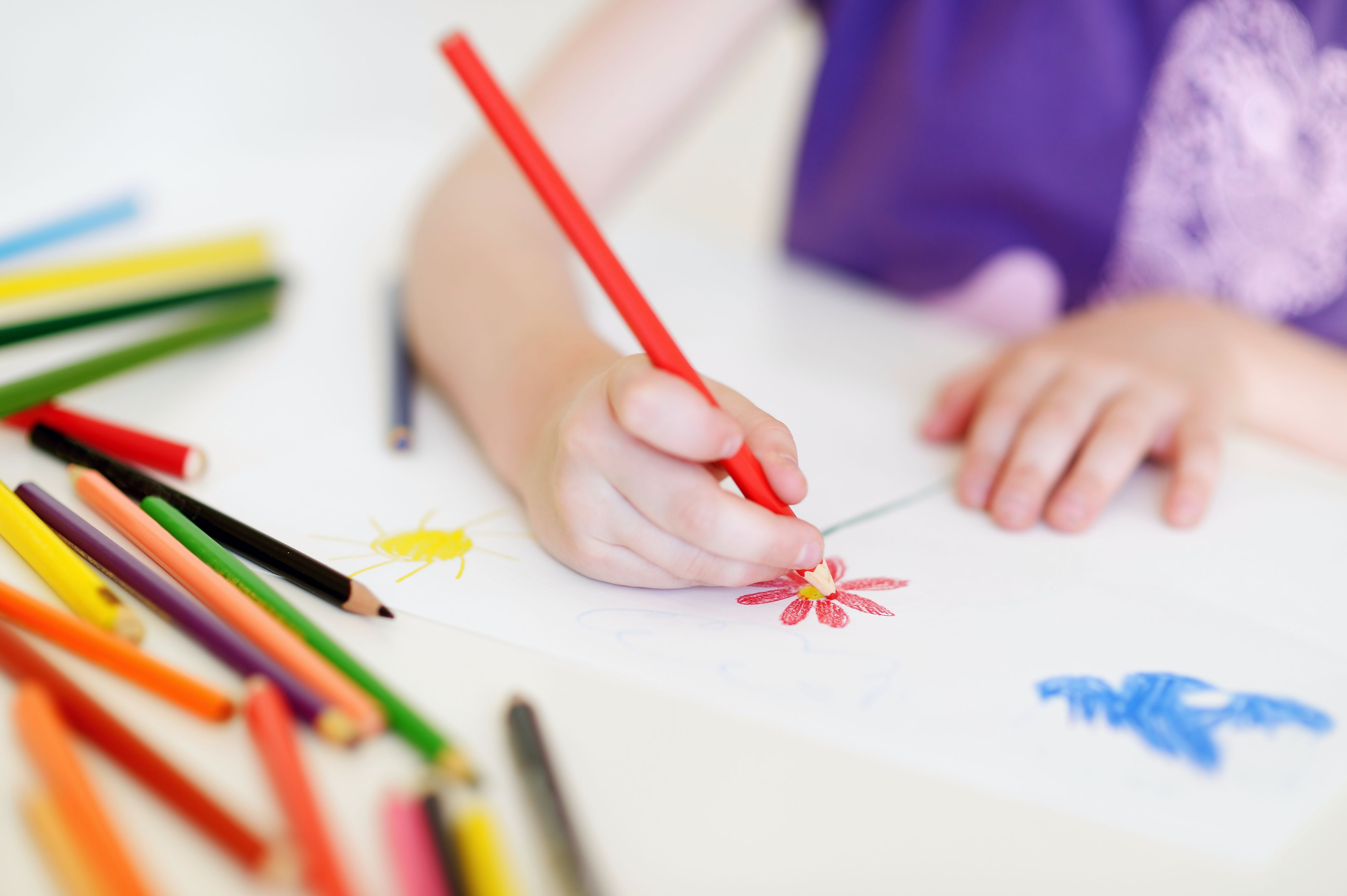 Educación plástica: Servicios de Centro Infantil El Juglar