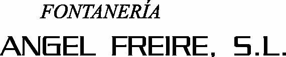 Foto 1 de Fontaneros en Ferrol | Fontanería Ángel Freire