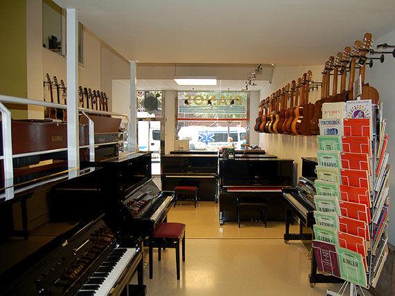 Foto 15 de Instrumentos de música en barcelona | Art Guinardo