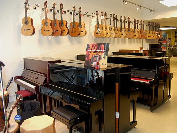 Foto 16 de Instrumentos de música en  | L'Art Guinardó