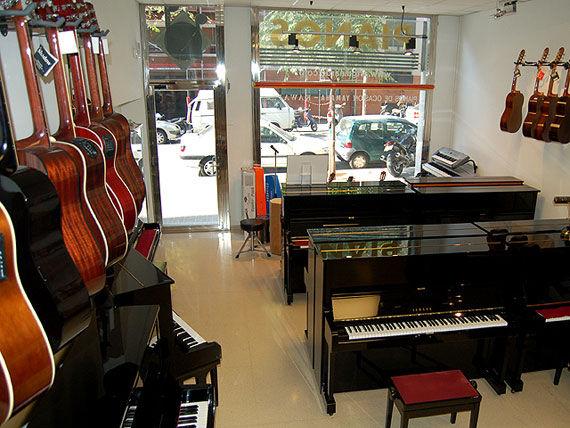Foto 22 de Instrumentos de música en  | L'Art Guinardó