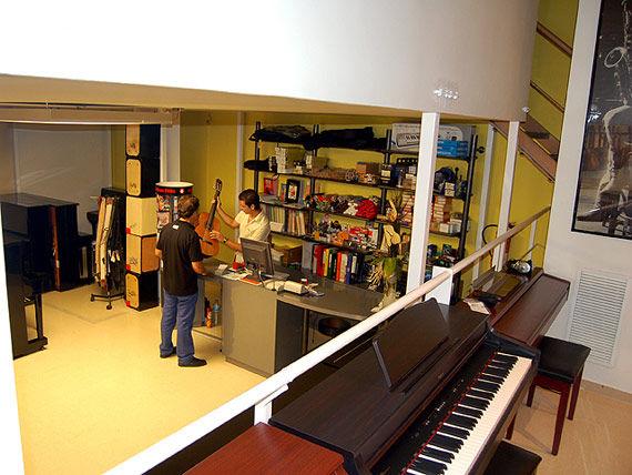 Foto 17 de Instrumentos de música en  | L'Art Guinardó